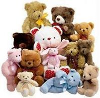 12 Different Teddy Bears Including One 3 Feet Tall Teddy Bear, Four 1.5 Feet Teddy Bear, Four Medium Size Teddy Bear, Three Small Teddy Bear ( Please Note that The Color And The Design May Vary )