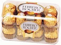 16 Pcs.Ferrero Rocher
