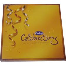 A Box of Cadbury's Celebrations (Medium)