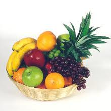 3 Kgm Assorted Fresh Fruits
