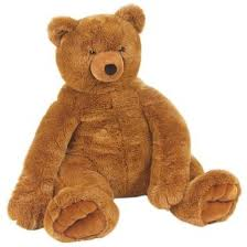 3.5 Feet Brown Colored Teddy Bear
