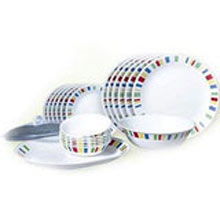 29 Pieces Corelle Dinner Set. Shipping - Within 4-5 Working Days. P.S Please Note That The Color And Design May Vary According To The Availability.