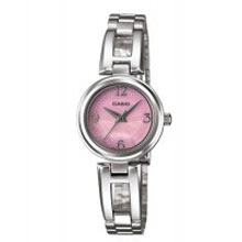 A Stylish Watch For Ladies From Casio. Shipping-Within 4-5 Working Days. P.S Please Note That The Color And Design May Vary According To The Availability.